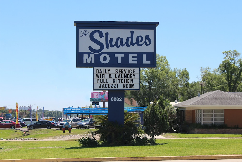 The Shades Motel in Baton Rouge | Hotel Rates & Reviews on