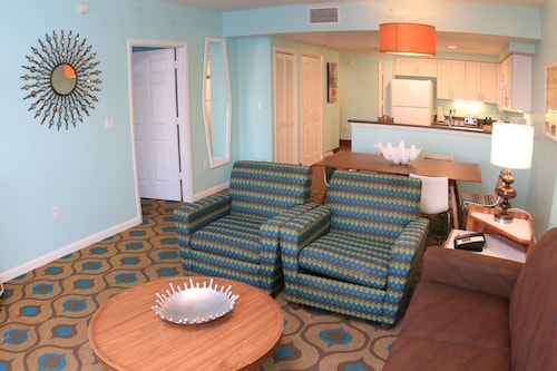 Great Place to stay Wyndham Ocean Walk - 2 BR Ocean Front With Free Wifi near Daytona Beach