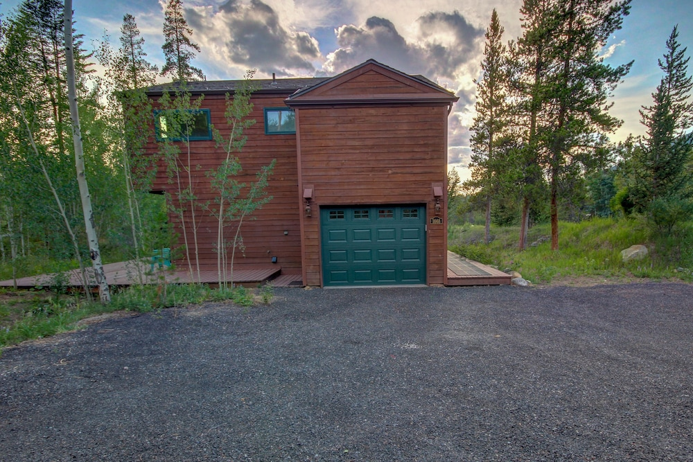 Exterior, Keystone Gulch Cabin 1668 by Summitcove Vacation Lodging