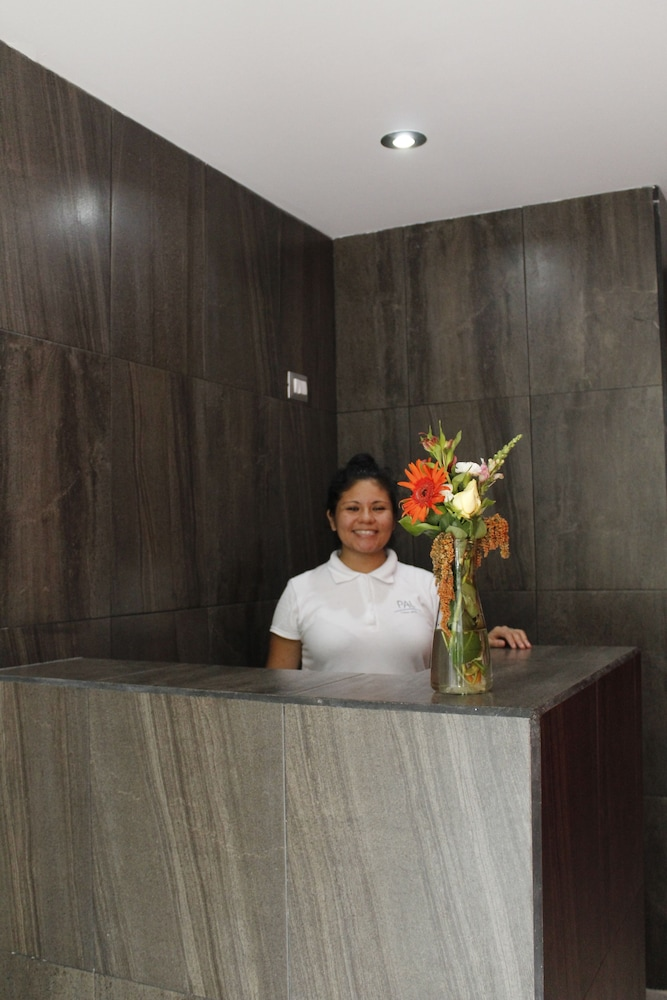 Concierge Desk, Hotel Pal Cozumel
