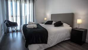 2 chambres, literie de qualité supérieure