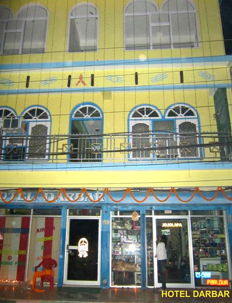 Front of Property, Hotel Darbar