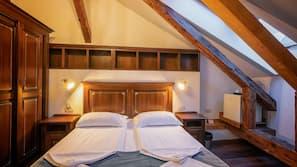 1 bedroom, premium bedding, memory foam beds, minibar