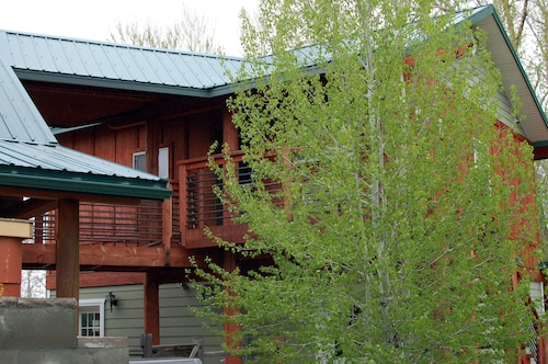 Treehouse Apartment - Ski, Swim, Hike, Soak, Float or Fish Nearby!