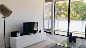 Smart TV, DVD player