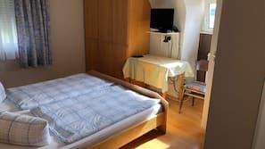 Zimmersafe, Bettwäsche