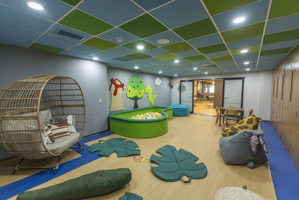 Children's Play Area - Indoor, The Royal Sands All Suites Resort & Spa