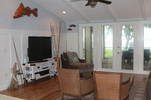 Great Place to stay Beautiful Riverfront Home - Three Bedroom Home near Merritt Island