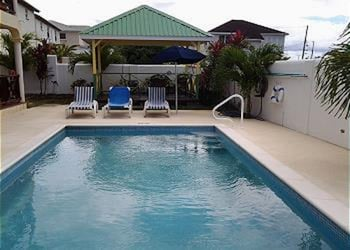Barbados Sungold House Hibiscus - Three Bedroom Home