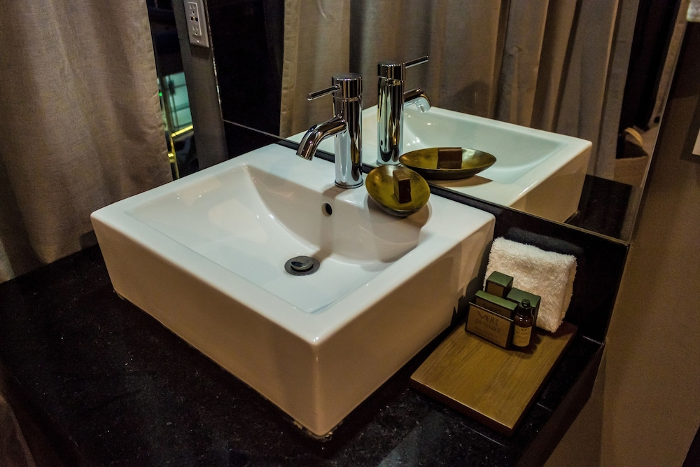 Bathroom Sink, Kabah Boutique Hotel
