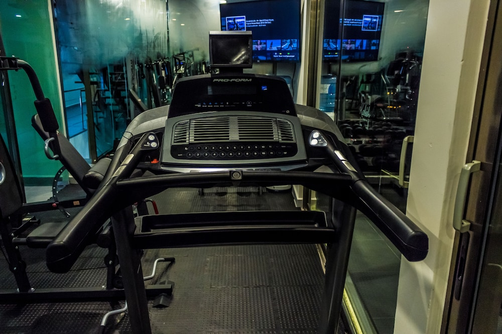 Fitness Facility, Kabah Boutique Hotel