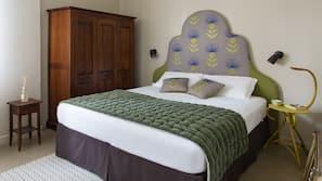 Luxe beddengoed, een kluis op de kamer, gratis wifi