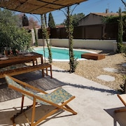 Novelty 2018, Superb Villa With Pool at the Foot of the Alpilles