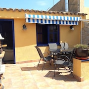 House With 3 Bedrooms in Roda de Berà, With Wonderful Mountain View and Furnished Terrace - 3 km From the Beach