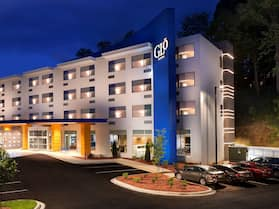 GLō Best Western Asheville Tunnel Road