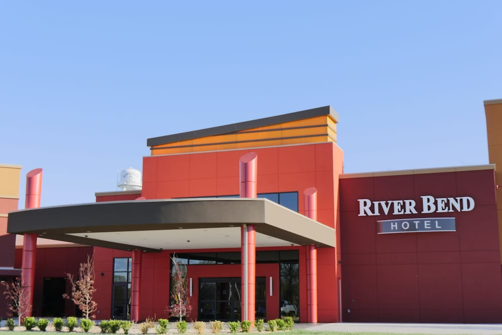 Property Entrance, River Bend Casino & Hotel