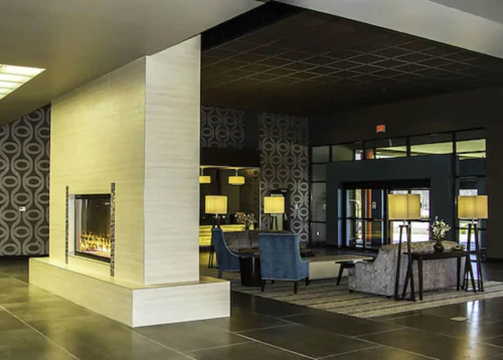 Interior Entrance, River Bend Casino & Hotel