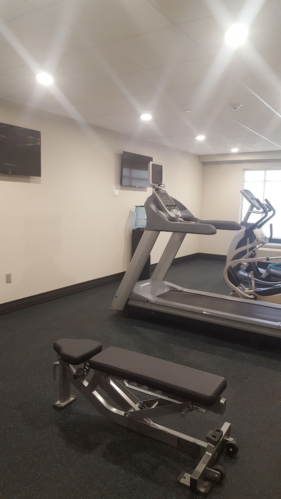 Fitness Facility, River Bend Casino & Hotel