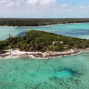 Swain's Cay - Private Island