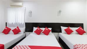 1 chambre, minibar, coffre-forts dans les chambres, Wi-Fi gratuit