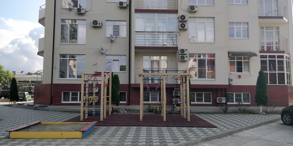 Children's Play Area - Outdoor, Family Apartments