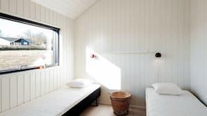5 soveværelser, internetforbindelse