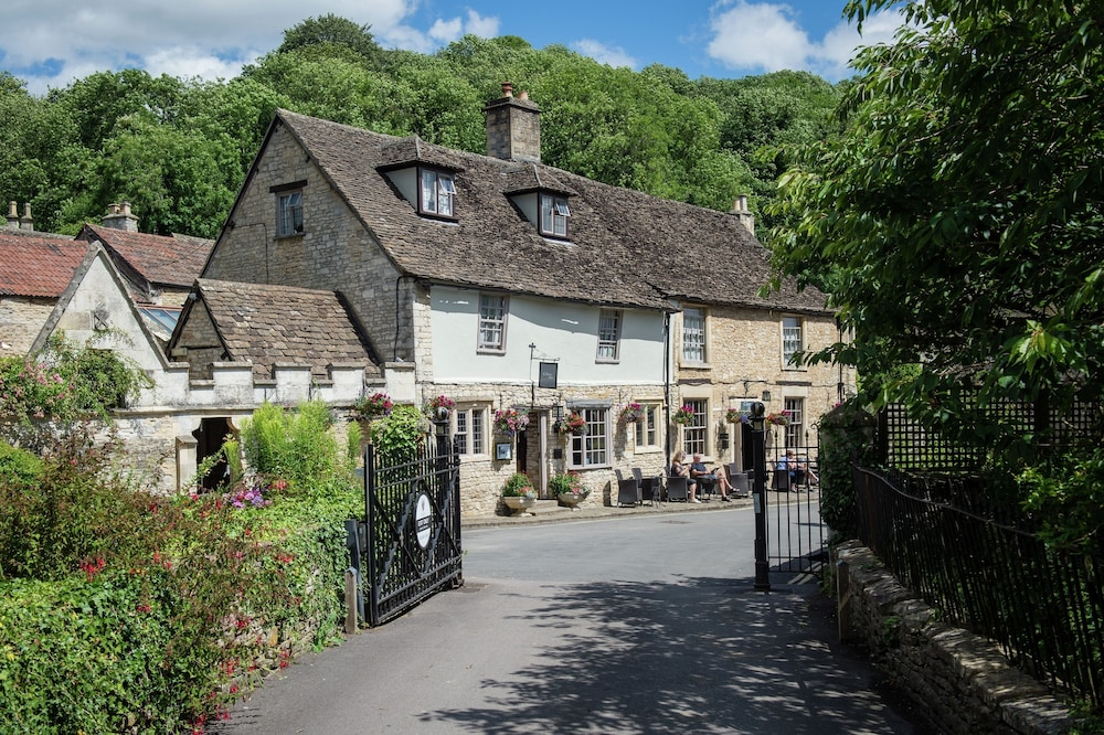 Exterior, The Castle Inn