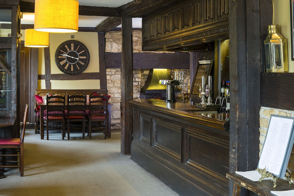 Bar, The Castle Inn