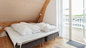 3 soveværelser, internetforbindelse