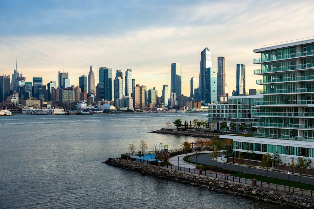 City View from Property, Residence Inn by Marriott Weehawken