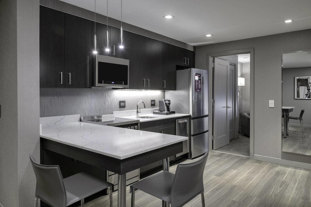 Private Kitchen, Residence Inn by Marriott Weehawken