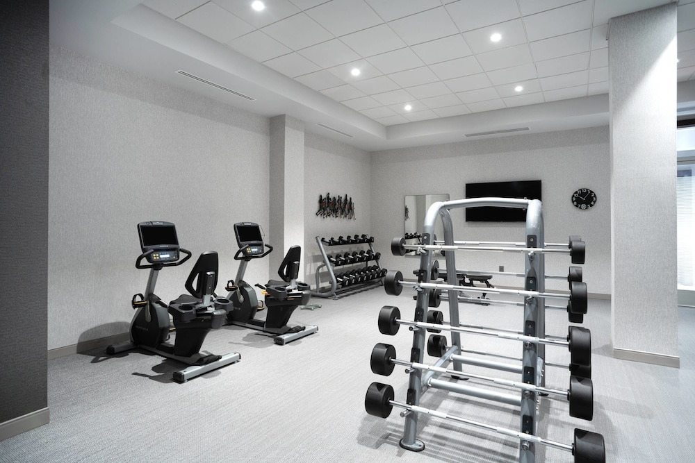 Fitness Facility, Residence Inn by Marriott Weehawken
