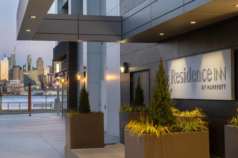 Exterior, Residence Inn by Marriott Weehawken