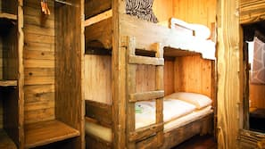 1 bedroom, free cribs/infant beds, free rollaway beds, free WiFi