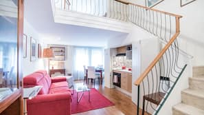 1 bedroom, desk, cribs/infant beds, free WiFi