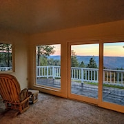 Breathtaking View With Modern Comfort Near Kirkwood Ski, Wineries, Gold Country