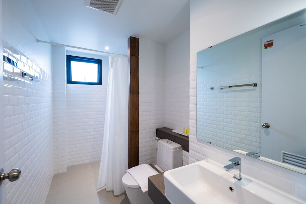 Bathroom, S.22 Hotel Suratthani