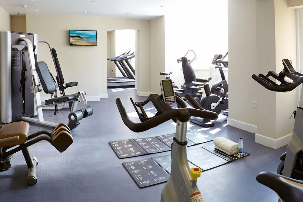 Fitness Facility, Red Lea Hotel