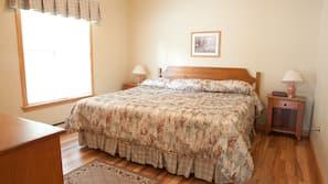 2 chambres, fer et planche à repasser, lit parapluie, Wi-Fi gratuit