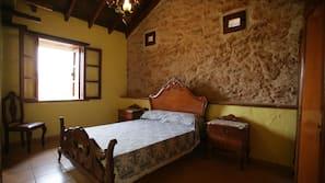 1 chambre, literie de qualité supérieure, décoration personnalisée
