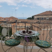 Apartment With 2 Bedrooms in Acireale, With Wonderful sea View, Furnished Balcony and Wifi - 200 m From the Beach
