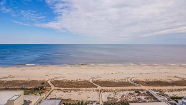 Spacious Upgraded Oceanfront 1BR  with large Den Sleeps 6 Flexible Check-in Days