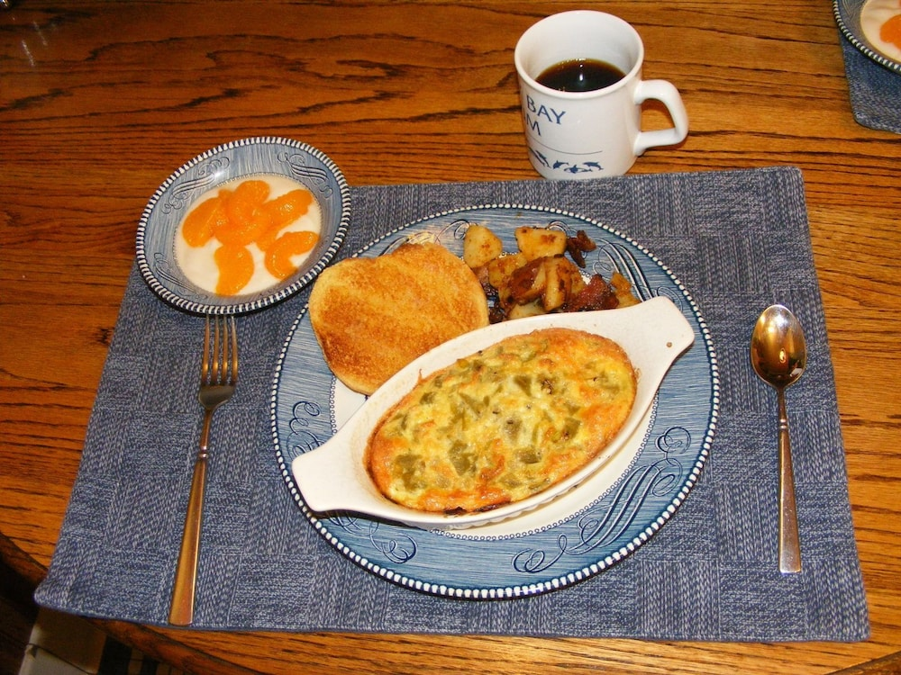 Food and Drink, Oft's Bed and Breakfast
