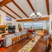 Spectacular Unobstructed Ocean & Coastal Views Next to Montana De Oro