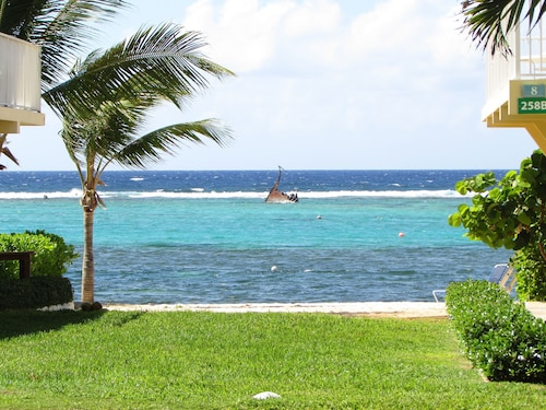 Stop Your Search-paradise Found! Caribbean Paradise-600 Ft. of Private Beach!
