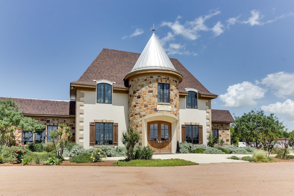 Front of Property, Messina Hof Hill Country