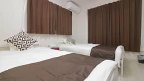 3 間臥室、免費 Wi-Fi