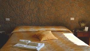 1 Schlafzimmer, schallisolierte Zimmer, kostenlose Babybetten