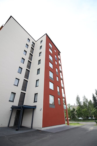 A Cozy and Fully Furnished One-room Apartment in Järvenpää