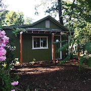 Newly Renovated Shasta Cabin Near Dam/ Hiway. Perfect for Family or Group